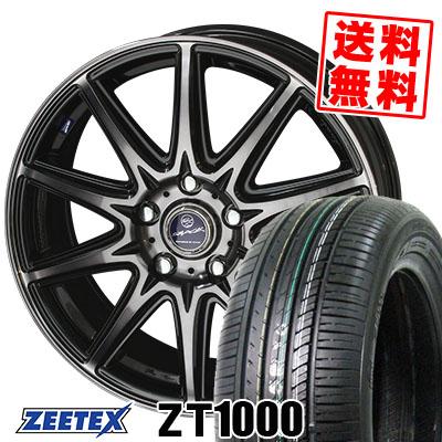 205/65R16 95V ZEETEX ジーテックス ZT1000 ZT1000 SMACK LAVINE スマック ラヴィーネ サマータイヤホイール4本セット