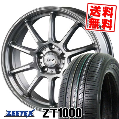205/65R16 95V ZEETEX ジーテックス ZT1000 ZT1000 LCZ010 LCZ010 サマータイヤホイール4本セット