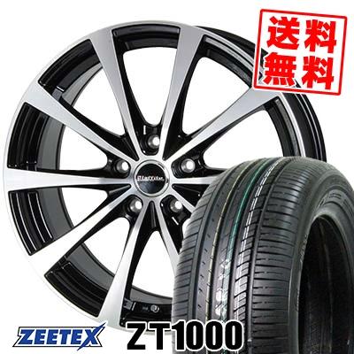 195/65R15 91V ZEETEX ジーテックス ZT1000 ZT1000 Laffite LE-03 ラフィット LE-03 サマータイヤホイール4本セット