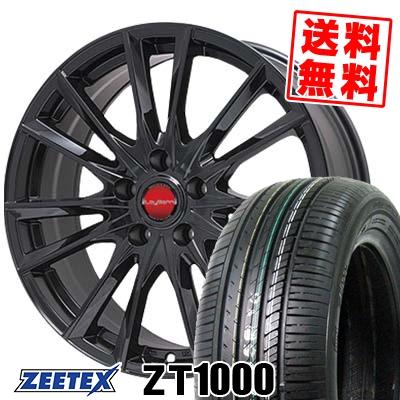 215/65R15 100V XL ZEETEX ジーテックス ZT1000 ZT1000 LeyBahn GBX レイバーン GBX サマータイヤホイール4本セット