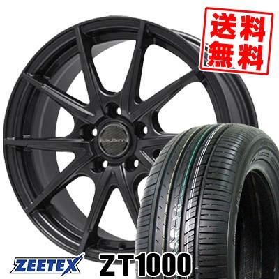 215/65R16 98V ZEETEX ジーテックス ZT1000 ZT1000 LeyBahn WGS レイバーン WGS サマータイヤホイール4本セット