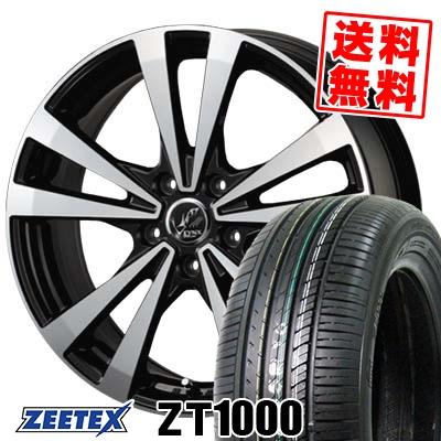 195/65R15 91V ZEETEX ジーテックス ZT1000 ZT1000 PRAUZER LYNX プラウザー リンクス サマータイヤホイール4本セット【取付対象】