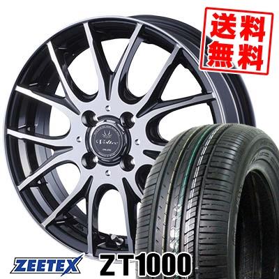 165/50R16 75V ZEETEX ジーテックス ZT1000 ZT1000 VOLTEC HYPER MS-7 ボルテック ハイパー MS-7 サマータイヤホイール4本セット【取付対象】
