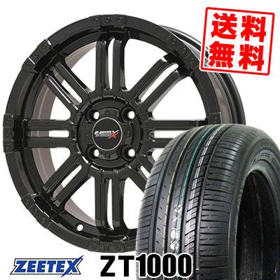 165/50R16 75V ZEETEX ジーテックス ZT1000 ZT1000 B-MUD X Bマッド エックス サマータイヤホイール4本セット【取付対象】
