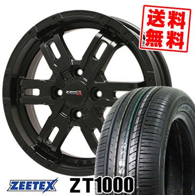 165/55R15 75V ZEETEX ジーテックス ZT1000 ZT1000 B-MUD Z Bマッド ゼット サマータイヤホイール4本セット