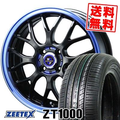 195/45R16 84V XL ZEETEX ジーテックス ZT1000 ZT1000 EXPLODE RBM エクスプラウド RBM サマータイヤホイール4本セット【取付対象】