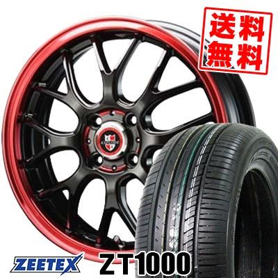 165/55R15 75V ZEETEX ジーテックス ZT1000 ZT1000 EXPLODE RBM エクスプラウド RBM サマータイヤホイール4本セット