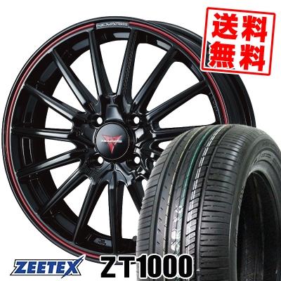165/55R15 75V ZEETEX ジーテックス ZT1000 ZT1000 WEDS NOVARIS ROHGUE SO ウェッズ ノヴァリス ローグ SO サマータイヤホイール4本セット