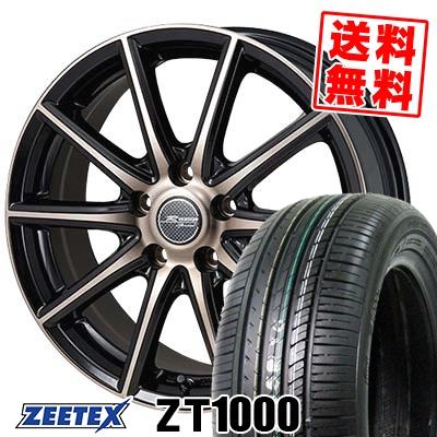 205/65R15 94H ZEETEX ジーテックス ZT1000 ZT1000 MONZA R VERSION Sprint モンツァ Rヴァージョン スプリント サマータイヤホイール4本セット