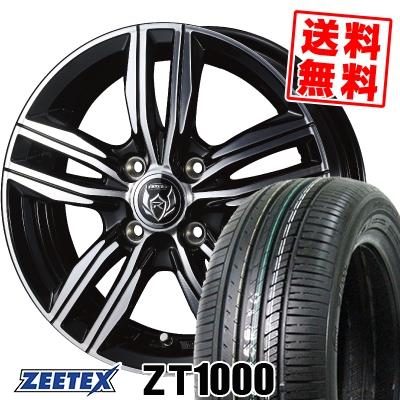 165/55R14 72V ZEETEX ジーテックス ZT1000 ZT1000 WEDS RIZLEY DS ウェッズ ライツレー DS サマータイヤホイール4本セット
