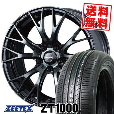 205/65R16 95V ZEETEX ジーテックス ZT1000 ZT1000 WedsSport SA-20R ウェッズスポーツ SA20R サマータイヤホイール4本セット