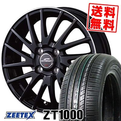 175/70R14 88H XL ZEETEX ジーテックス ZT1000 ZT1000 SCHNEIDER Saber Rondo シュナイダー セイバーロンド サマータイヤホイール4本セット