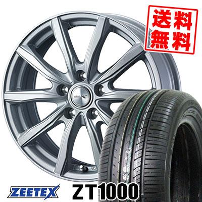 205/65R16 95V ZEETEX ジーテックス ZT1000 ZT1000 JOKER SHAKE ジョーカー シェイク サマータイヤホイール4本セット