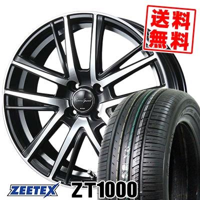 165/50R16 75V ZEETEX ジーテックス ZT1000 ZT1000 EouroSport Shandry SE ユーロスポーツ シャンドリーSE サマータイヤホイール4本セット