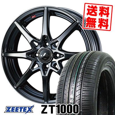 165/50R16 75V ZEETEX ジーテックス ZT1000 ZT1000 weds LEONIS SV ウェッズ レオニス SV サマータイヤホイール4本セット