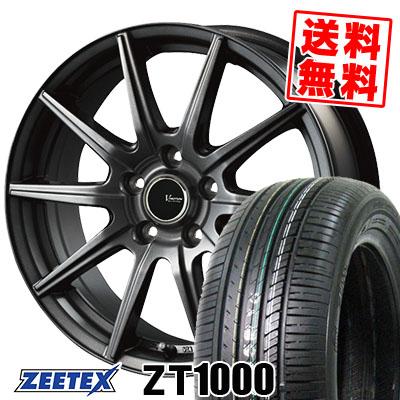 215/65R16 98V ZEETEX ジーテックス ZT1000 ZT1000 V-EMOTION GS10 Vエモーション GS10 サマータイヤホイール4本セット