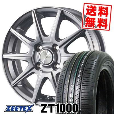 185/70R14 88H ZEETEX ジーテックス ZT1000 ZT1000 V-EMOTION SR10 Vエモーション SR10 サマータイヤホイール4本セット