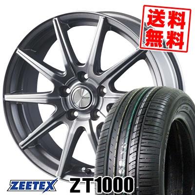 205/65R16 95V ZEETEX ジーテックス ZT1000 ZT1000 V-EMOTION SR10 Vエモーション SR10 サマータイヤホイール4本セット