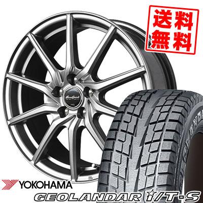 215/60R17 96Q YOKOHAMA ヨコハマ G073 G073 EuroSpeed G810 ユーロスピード G810 スタッドレスタイヤホイール4本セット