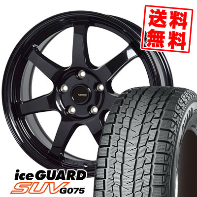 215/70R15 98Q YOKOHAMA ヨコハマ G075 G075 G.speed G-03 Gスピード G-03 スタッドレスタイヤホイール4本セット