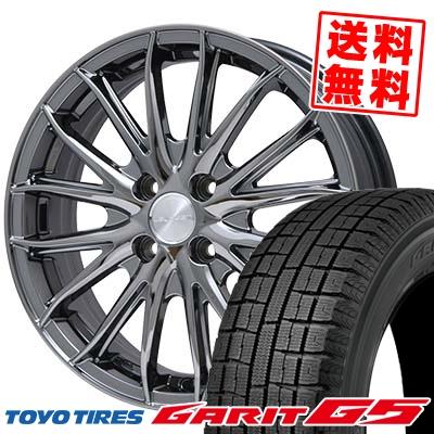 165/65R14 TOYO TIRES トーヨータイヤ GARIT G5 ガリット G5 Leyseen SP-M レイシーン SP-M スタッドレスタイヤホイール4本セット