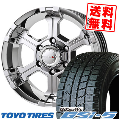 235/60R16 TOYO TIRES トーヨータイヤ OBSERVE GSi-5 オブザーブ GSi5 MKW MK-36 MKW MK-36 スタッドレスタイヤホイール4本セット