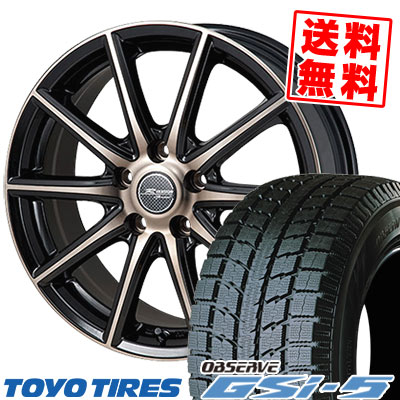 225/80R15 TOYO TIRES トーヨー タイヤ OBSERVE GSi-5 オブザーブ GSi5 MONZA R VERSION Sprint モンツァ Rヴァージョン スプリント スタッドレスタイヤホイール4本セット