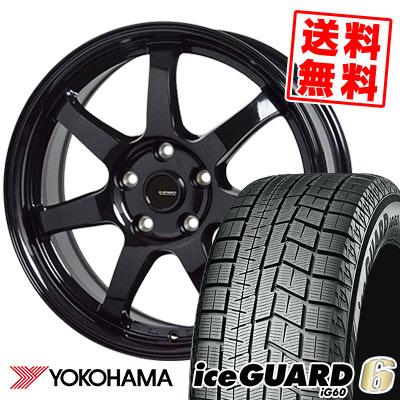 205/65R15 94Q YOKOHAMA ヨコハマ IG60 IG60 G.speed G-03 Gスピード G-03 スタッドレスタイヤホイール4本セット
