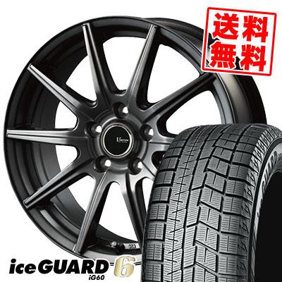 205/65R15 94Q YOKOHAMA ヨコハマ IG60 IG60 V-EMOTION GS10 Vエモーション GS10 スタッドレスタイヤホイール4本セット
