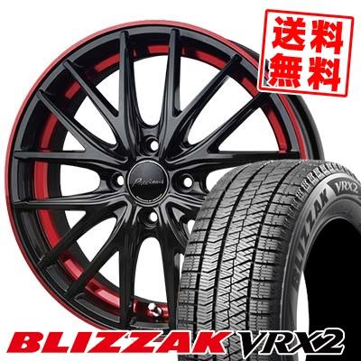 145/65R15 BRIDGESTONE ブリヂストン BLIZZAK VRX2 ブリザック VRX2 Precious AST M1 プレシャス アスト M1 スタッドレスタイヤホイール4本セット