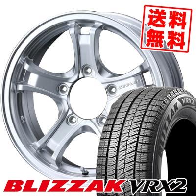 215/60R16 BRIDGESTONE ブリヂストン BLIZZAK VRX2 ブリザック VRX2 KEELER FORCE キーラーフォース スタッドレスタイヤホイール4本セット