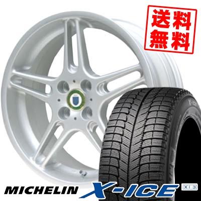 175/65R15 88T MICHELIN ミシュラン X-ICE XI3 エックスアイス XI3 RACING DYNAMICS RD3 レーシングダイナミクスRD3 スタッドレスタイヤホイール4本セット【 for BMW MINI 】