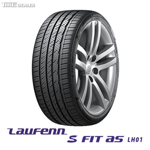 LAUFENN 245/50R18 100W ラウフェン S FIT AS LH01 サマータイヤ バルブプレゼント中
