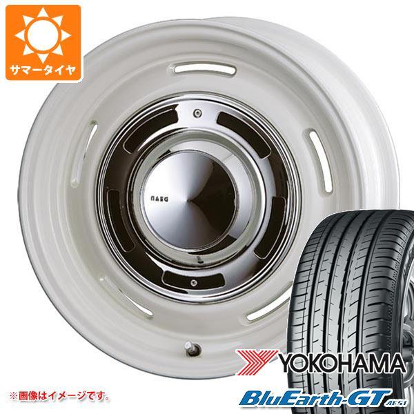 ライズ専用 サマータイヤ ヨコハマ ブルーアースGT AE51 215/65R16 98H クリムソン ディーンクロスカントリー 6.0-16 タイヤホイール4本セット