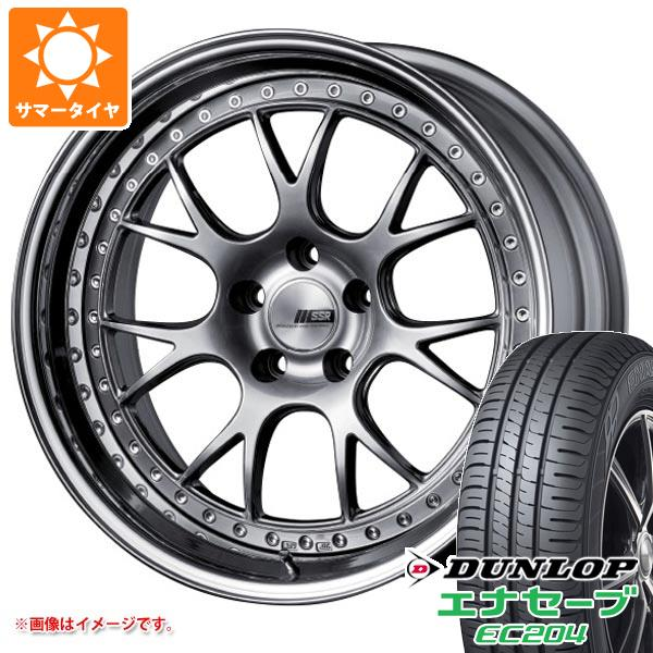 サマータイヤ 215/50R18 92V ダンロップ エナセーブ EC204 SSR プロフェッサー MS3 7.5-18 タイヤホイール4本セット