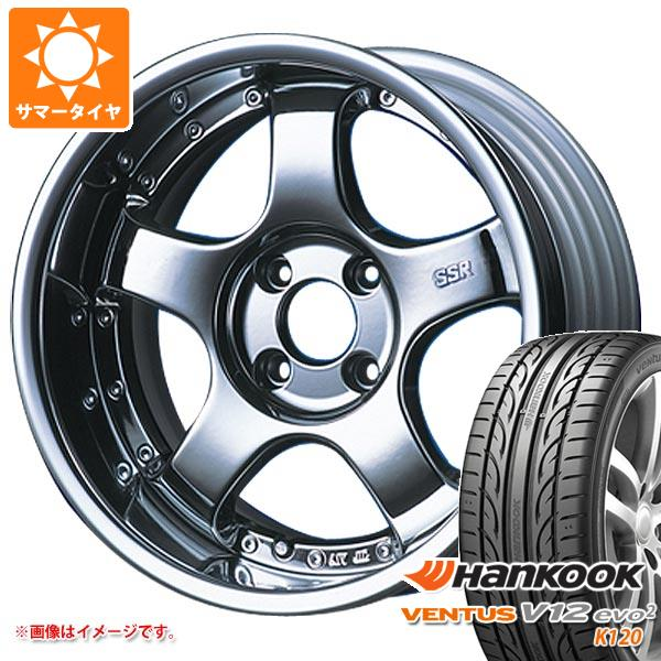 2020年製 サマータイヤ 205/45R17 88W XL ハンコック ベンタス V12evo2 K120 SSR プロフェッサー SP1R 7.0-17 タイヤホイール4本セット
