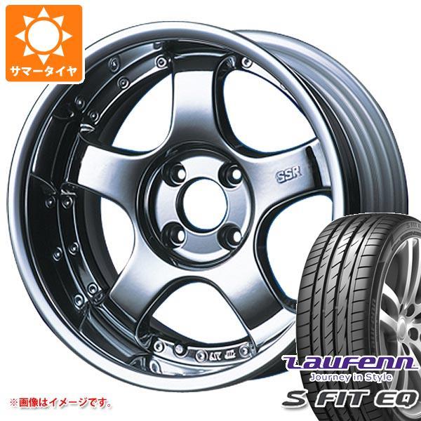 サマータイヤ 205/40R17 84W XL ラウフェン Sフィット EQ LK01 SSR プロフェッサー SP1R 7.0-17 タイヤホイール4本セット