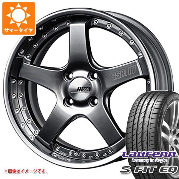 サマータイヤ 215/40R17 87W XL ラウフェン Sフィット EQ LK01 SSR プロフェッサー SP4R 7.0-17 タイヤホイール4本セット
