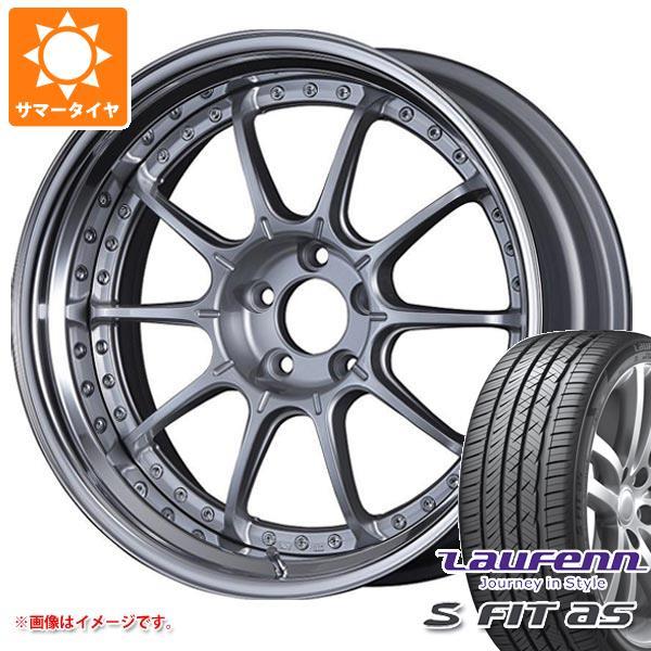 サマータイヤ 225/55R18 98W ラウフェン Sフィット AS LH01 SSR プロフェッサー SP5 8.0-18 タイヤホイール4本セット