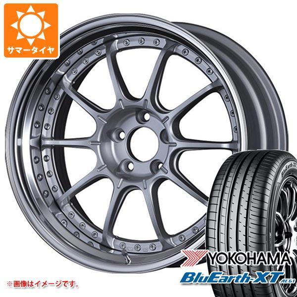 サマータイヤ 225/60R18 100H ヨコハマ ブルーアースXT AE61 SSR プロフェッサー SP5 8.0-18 タイヤホイール4本セット