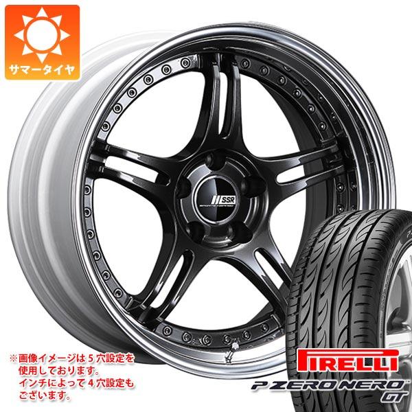 お気にいる サマータイヤ 205/45R16 205/45R16 83W ピレリ P ゼロ ネロ ピレリ GT SSR SSR プロフェッサー SPX 6.5-16 タイヤホイール4本セット:タイヤマックス, Cuticle Style:b622c42e --- terytoria.pl
