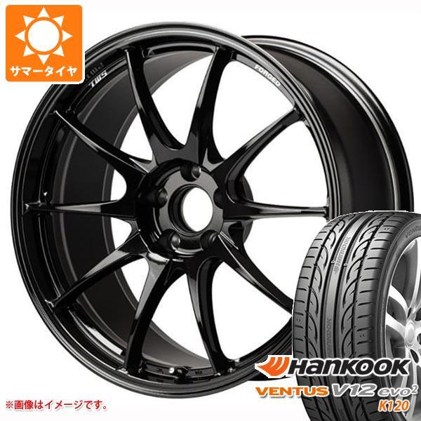 品質が サマータイヤ 235/40R18 95Y XL ハンコック ベンタス V12evo2 K120 TWS モータースポーツ RS317 8.0-18 タイヤホイール4本セット, タイルカンパニー d5ef6352
