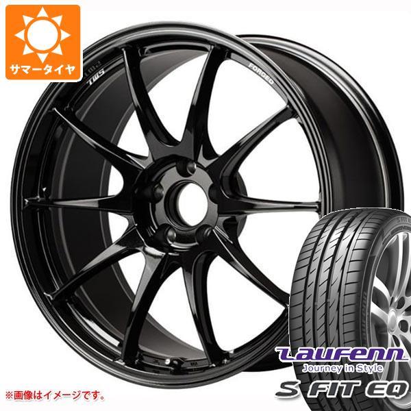 サマータイヤ 235/35R19 91Y XL ラウフェン Sフィット EQ LK01 TWS モータースポーツ RS317 8.5-19 タイヤホイール4本セット