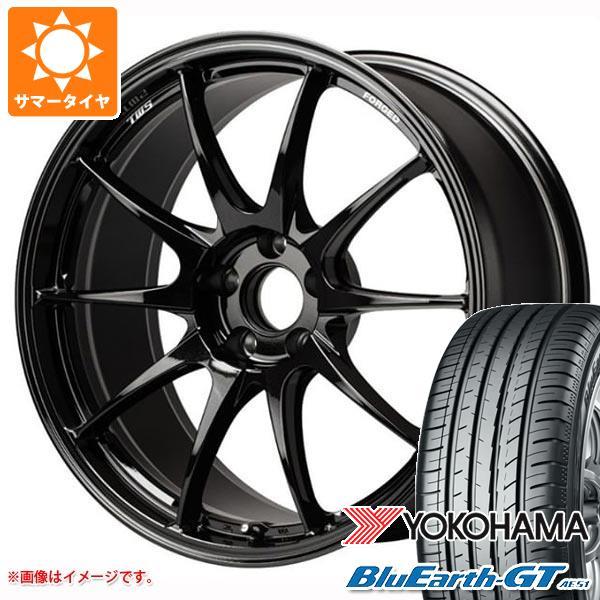 サマータイヤ 245/40R19 98W XL ヨコハマ ブルーアースGT AE51 TWS モータースポーツ RS317 8.5-19 タイヤホイール4本セット