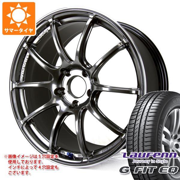 サマータイヤ 225/65R17 102H ラウフェン Gフィット EQ LK41 アドバンレーシング RZ2 8.0-17 タイヤホイール4本セット