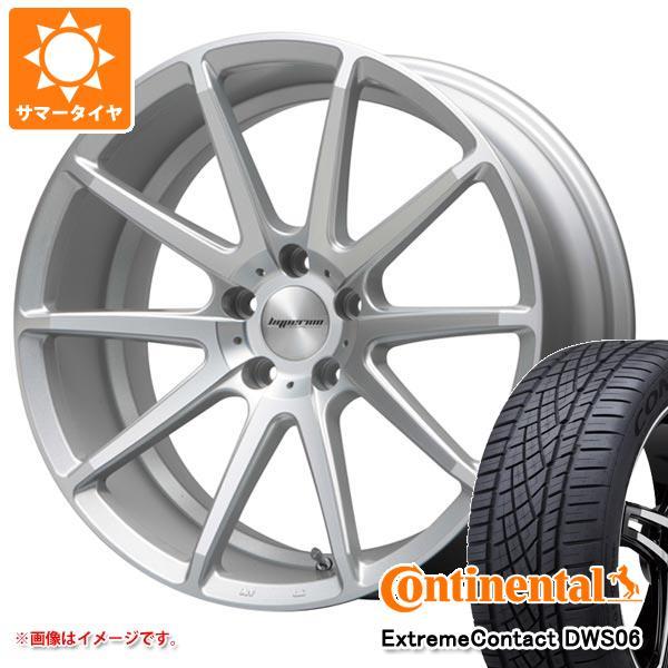 正規品 サマータイヤ 235/35R19 91Y XL コンチネンタル エクストリームコンタクト DWS06 ハイペリオン CVX 8.5-19 タイヤホイール4本セット