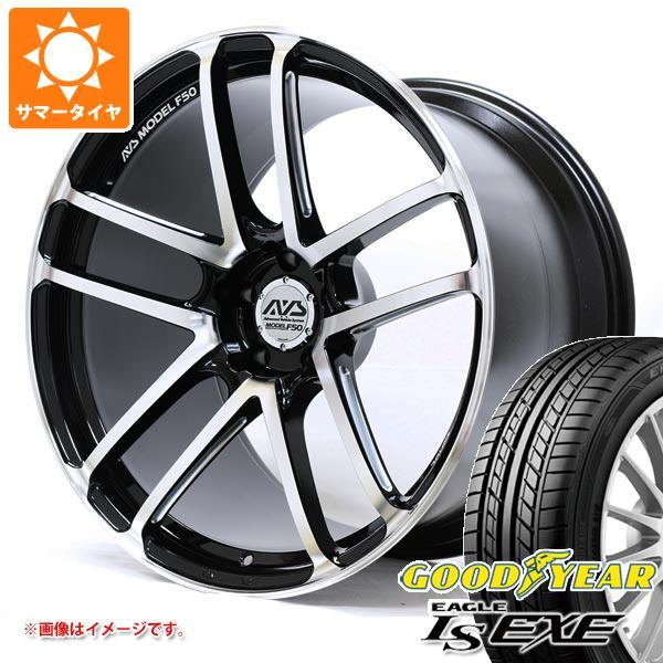 【人気No.1】 サマータイヤ 245/40R19 98W XL グッドイヤー イーグル LSエグゼ AVS モデル F50 8.5-19 タイヤホイール4本セット, 富士山と名前の詩 62cbab84