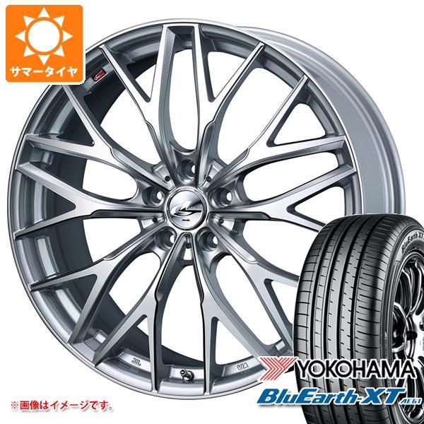 最新デザインの サマータイヤ タイヤホイール4本セット AE61 235/55R18 100V ブルーアースXT ヨコハマ ブルーアースXT AE61 レオニス MX 8.0-18 タイヤホイール4本セット, 魚沼市:ce62d679 --- kventurepartners.sakura.ne.jp