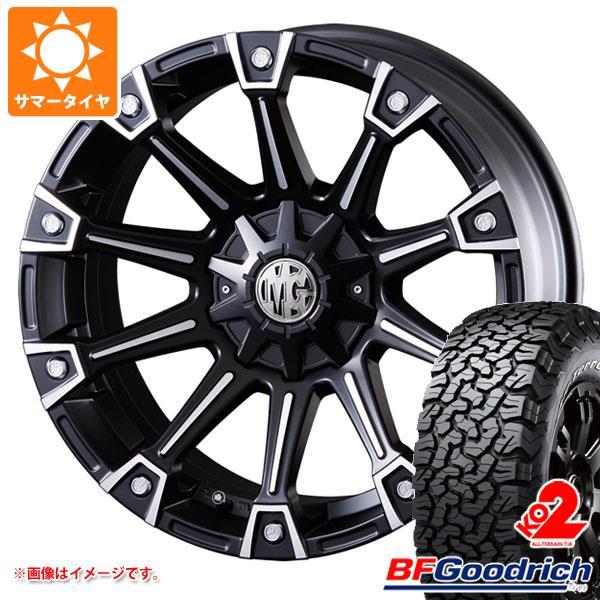 日本最級 サマータイヤ 225/75R16 115/112S BFグッドリッチ タイヤホイール4本セット オールテレーン T 115/112S/A MG KO2 ホワイトレター クリムソン MG モンスター 7.0-16 タイヤホイール4本セット, インカムショップ:a67b397b --- bungsu.net