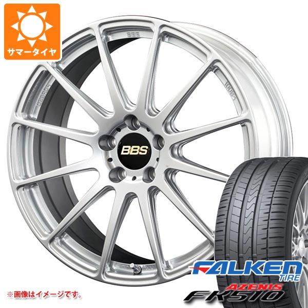 サマータイヤ 235/40R19 (96Y) XL ファルケン アゼニス FK510 BBS FS 8.0-19 タイヤホイール4本セット